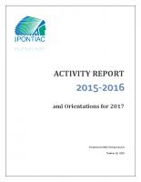 2016-10-18 – Rapport activités MRC,vf-en