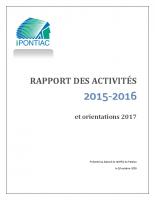 2016-10-18 – Rapport activités MRC,vf-fr