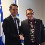 Le Québec participera à la relance économique du Pontiac