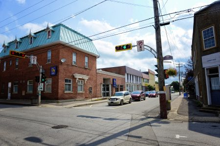 Shawville Commercial District - Photo : Cindy Lottes Photography