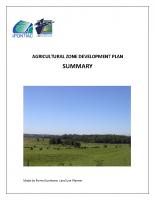 PDZA Summary – 2014